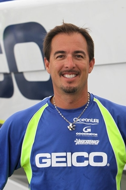 Driver Marc Granet.