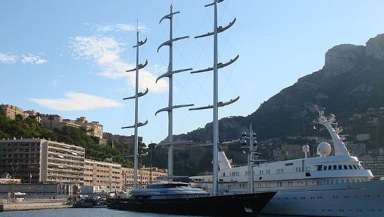 maltese faccon sailing yacht