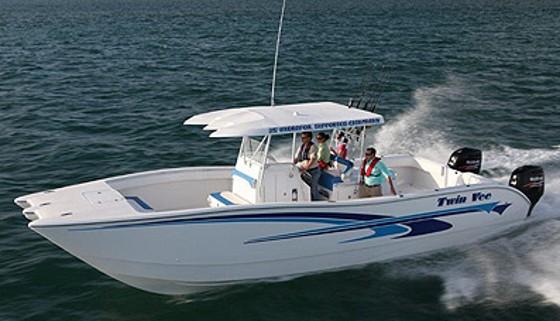 Twinvee boats