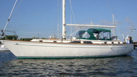 gulfstar 44 saailboat