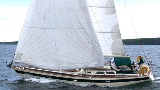 norseman affordable cruising sailboat
