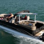Premier 290 Grand Entertainer: A Wide Beam Pontoon Boat