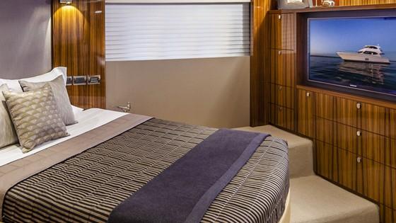 interior cabin maritimo m 58
