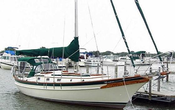 Cabo Rico 38 profile