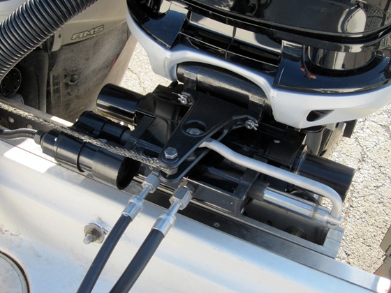 Merc Joystick steering