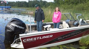 Crestliner 1850 Super Hawk test