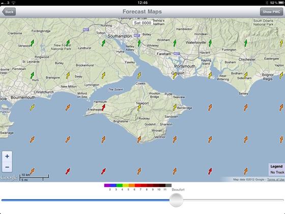 Predict wind 3
