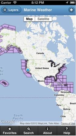 Bluefin Marine Weather