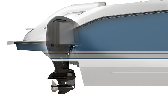Yamaha helm master control outboards