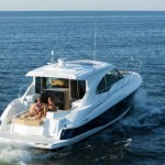 Cruisers Cantius 45 Boat Test Notes