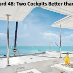 Leopard 48: Two Cockpits Are Better Than One