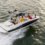 Bayliner 215 DB: Put the Sport in Watersports