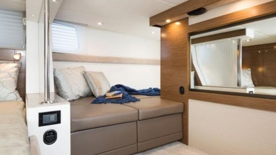 cantius 45 mid cabin berth