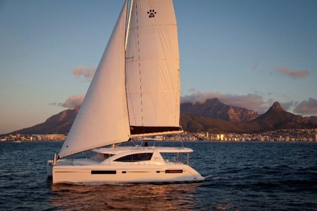 lepoard 48 cruising catamaran