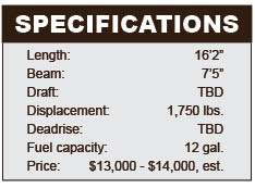 Bayliner Element specifications