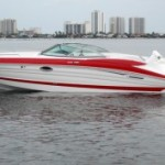 Cruisers Sport Series 298 Boat Test Notes