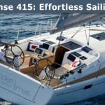 Hanse 415: German Precision Meets Effortless Sailing