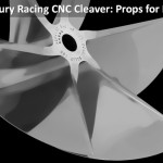 Mercury Racing CNC Cleaver: Props for the Props