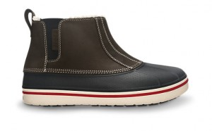 crocs duck boots