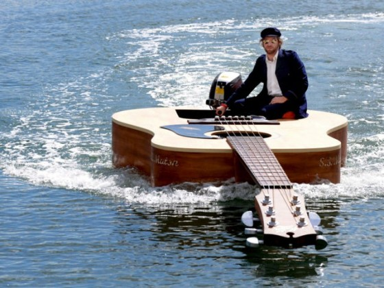 10 Homemade Boats That Will Rock Your World Boatscom