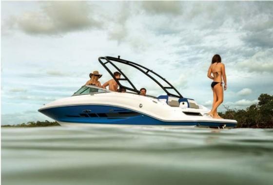 jetboats from sea ray