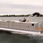 Harris Flotebote Royal 230: Video Boat Review