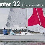 Hunter 22: A Boat for All Purposes