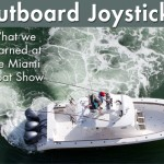Outboard Joysticks Revealed at Miami Boat Show
