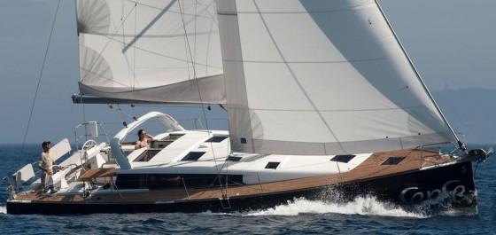 beneteau sense sailing