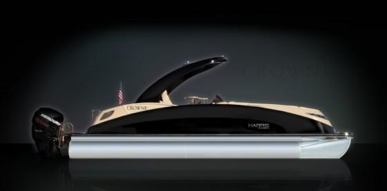 harris floteboat crowne 250