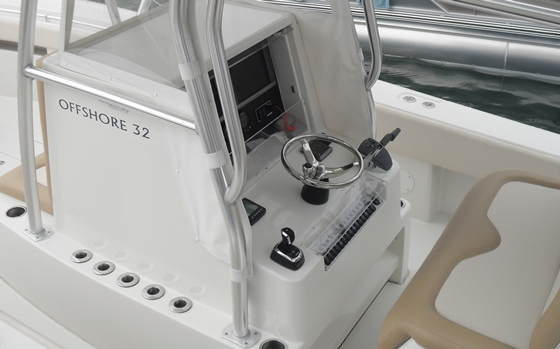 Andros offshore console