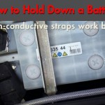 What Makes a Good Battery Hold-Down for a Boat?