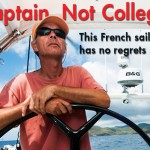 Captain, Not College: Interview with Fred Boursier
