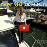 Carver 34: Quick Look at an Affordable Family Cruising Boat