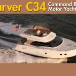 Carver C34 Command Bridge Motor Yacht: Meat and Potatoes
