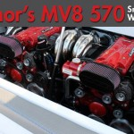 Small Wonder: Inside the Ilmor MV8 570 Engine