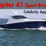 Jupiter 41 Sport Bridge: Celebrity Appeal