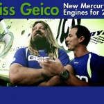 Miss GEICO to Run New Mercury Racing 1650 Engines in 2013