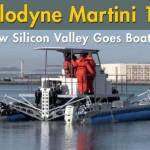 Velodyne Martini 1.5: Active Suspension, on a Boat?