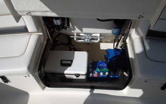 sportsman heritage 229 center console