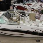 Hurricane SunDeck 2690 Deck Boat: Wide Beam, Inventive Nature