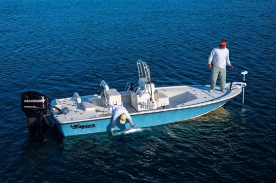 mako 21 lts bay boat