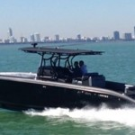 Seven Marine 557: Biggest Outboard Engines Sea Trial