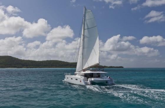 sailing the sanya 57