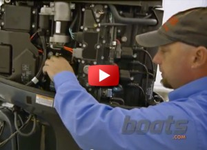 How to change engine oil on a 4 stroke outboard engine for Yamaha outboard break in procedure