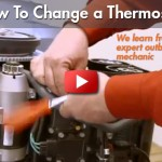 How to Change the Thermostat on an Outboard Engine