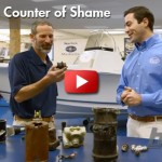 The Counter of Shame: Maintenance Mishaps
