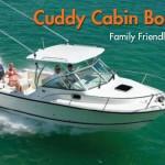 Cuddy Cabin Boats: Family Friendly Fun