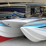 Fast Company: Catamaran or V-Bottom?