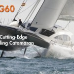 TAG60: Cutting-Edge Sailing Catamaran